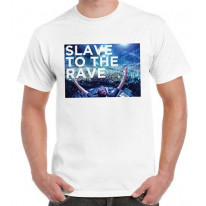 Slave To The Rave Men's T-Shirt
