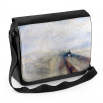 William Turner Rain Steam and Speed Laptop Messenger Bag