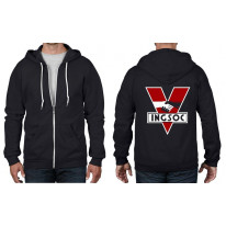 INGSOC 1984 Big Brother Full Zip Hoodie