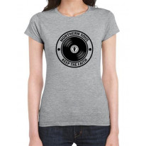 Northern Soul Keep The Faith Record Women's T-Shirt