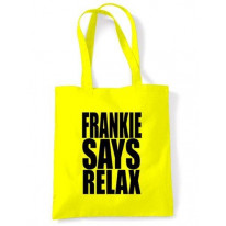 Frankie Says Relax Shoulder Bag