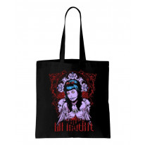 La Muerte Day Of The Dead Shoulder Bag