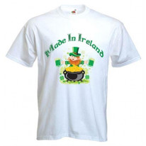 Made In Ireland Mens T-Shirt