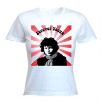 Bob Dylan Forever Young  Women's T-Shirt
