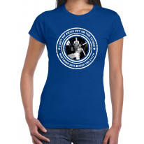 I Get My Kicks Out On The Floor Logo Northern Soul Women's T-Shirt