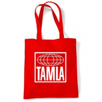 Tamla Motown Globe Logo Shoulder Bag