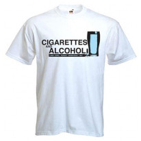 Cigarettes & Alcohol T-Shirt