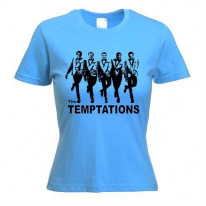 The Temptations Women's T-Shirt