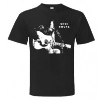 Neil Young Mens T-Shirt
