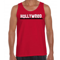 Hollyweed Cannabis Men's Tank Vest Top