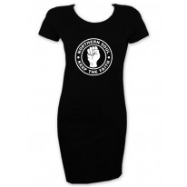 Northern Soul Keep The Faith T-Shirt Dress