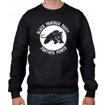 Black Panther Peoples Party Men's Sweatshirt Jumper