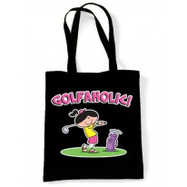 Golfaholic Shoulder Bag