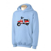 Mod Scooter Hoodie