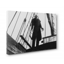 Nosferatu Ship Box Canvas Print Wall Art - Choice of Sizes