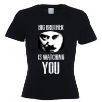 Big Brother Is Watching You Womens T-Shirt