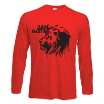 Jah Rasta Long Sleeve T-Shirt