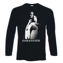 Nosferatu & Lucy Long Sleeve T-Shirt