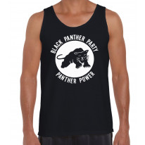 Black Panther Peoples Party Men's Tank Vest Top
