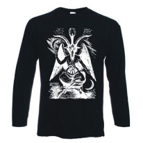 Goat Of Mendes Long Sleeve T-Shirt