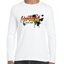 Herbalist Cannabis Reggae Long Sleeve T-Shirt