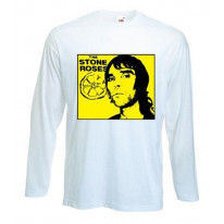 Ian Brown Stone Roses Long Sleeve T-Shirt
