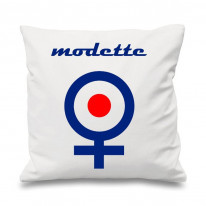 Modette Logo Scatter Cushion