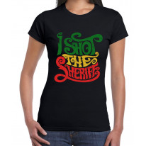 I Shot The Sheriff Reggae Women's T-Shirt