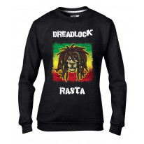 Dreadlock Rasta Reggae Women's Sweatshirt Jumper