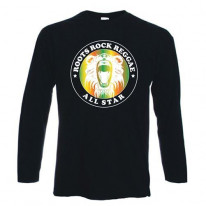 Roots Rock Reggae All Star Long Sleeve T-Shirt