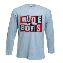 Rude Boys Long Sleeve T-Shirt