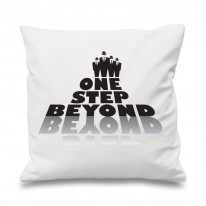 One Step Beyond Scatter Cushion