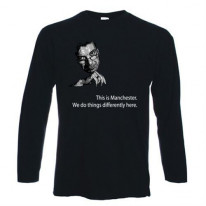 Tony Wilson Long Sleeve T-Shirt