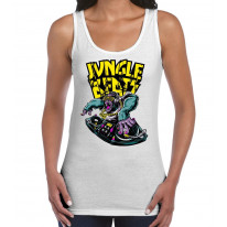 Jungle Beats Junglist Women's Tank Vest Top