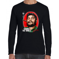 Che Guevara Change The World Long Sleeve T-Shirt