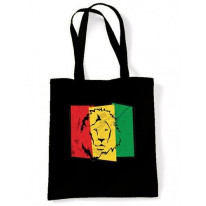 Lion Of Judah Flag Shoulder Bag