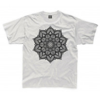 Mandala Tattoo Design Children's Unisex T Shirt