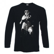 Nosferatu Walking Long Sleeve T-Shirt