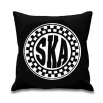 Ska Circle 2 Tone Sofa Cushion