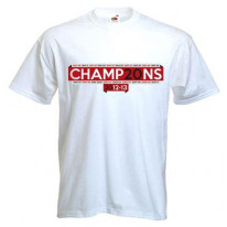 Manchester United Champions 20 T-Shirt