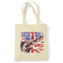 Union Jack Rock 'N' Roll Shoulder Bag
