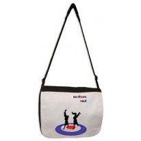 Northern Soul Dancers Laptop Messenger Bag