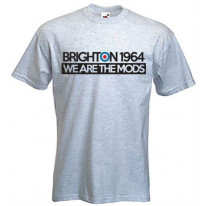 Brighton 1964 We are The Mods T-Shirt