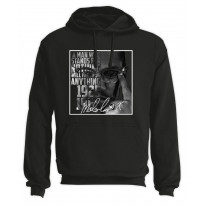 Malcolm X Signature Pouch Pocket Hoodie