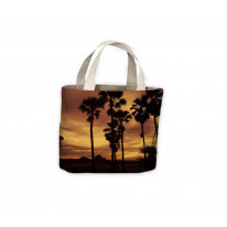 Paradise Sunset Thailand Tote Shopping Bag For Life