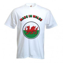 Made In Wales Mens T-Shirt
