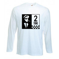 2 Tone Long Sleeve T-Shirt