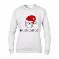 Bah Humbug Funny Christmas Women's Jumper \ Sweater