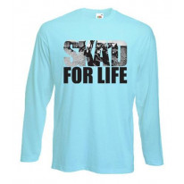 Ska For Life Long Sleeve T-Shirt