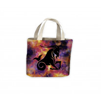 Aries Star Sign Horoscope Astrology Tote Shoppng Bag For Life